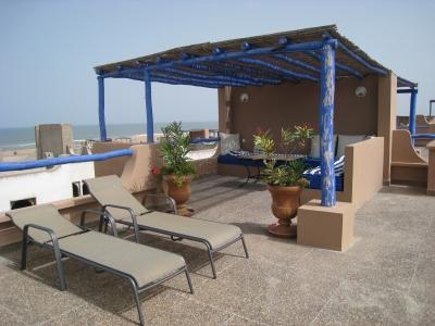 maison locations de vacances Mirleft